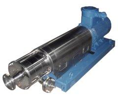 HPW型卧式剪切型均质乳化机