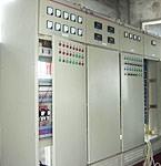 PLC除尘电控柜