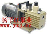 真空泵:2XZ系列双级旋片式真空泵
