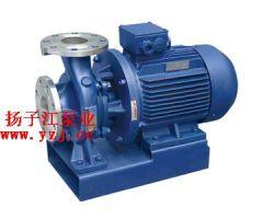 管道泵:ISWH卧式不锈钢管道离心泵