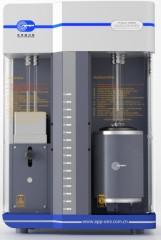 孔径检测仪及BET法比表面分析仪的图片