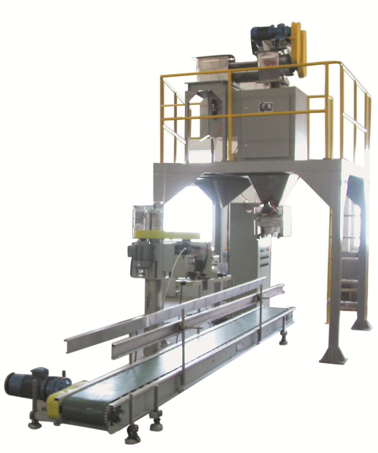 包装设备 粉体包装设备 常州世展自动化设备有限公司 粉料包装机