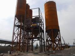 大型干粉砂浆生产线设备