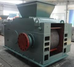 四辊加压压球机|煤粉压球机