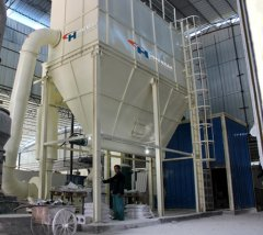 HCH980超细环辊磨粉机