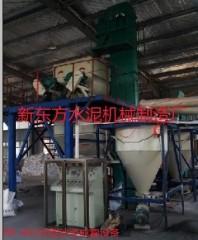 大型干粉砂浆生产线 干粉砂浆设备