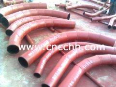 耐磨陶瓷弯头(批量生产)