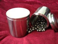 304不锈钢研磨罐