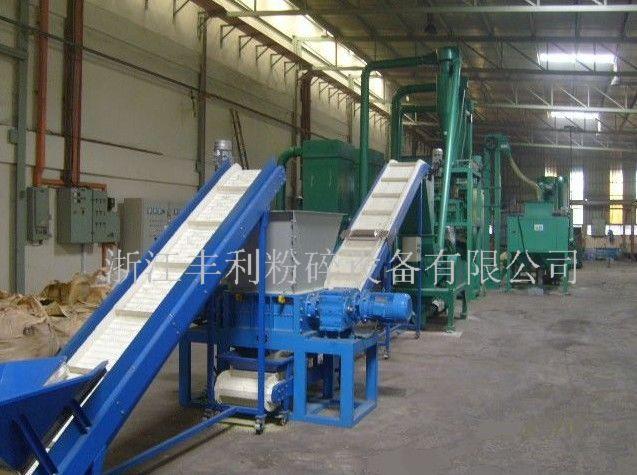 线路板回收处理生产线的图片