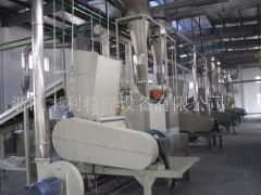 精制棉及其棉纤维粉体加工生产线