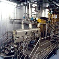 SFGA/SGNU 流动造粒喷雾干燥机