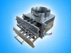 LHT格栅式永磁除铁器的图片
