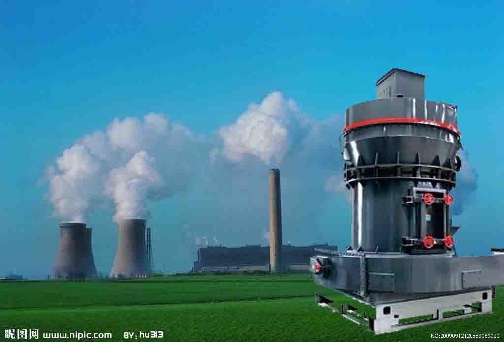 大型火力发电厂磨煤机简介: 大型火力发电厂磨煤机主要适用于加工莫氏硬度9、3级以下,湿度在6%以下的各种非易燃易爆矿产物料的加工,在冶金、建材、化工、矿山、高速公路建设、水利水电等行业有着广泛的应用,是加工石英、长石、方解石、石灰石、滑石、陶瓷、大理石、花岗岩、白云石、铝矾土、铁矿石、重晶石、膨润土、煤矸石、煤等物料的理想选择,物料的成品细度可在0、613毫米到0、033毫米之间调整。 大型火力发电厂磨煤机工作原理: 在电厂磨煤机的主机中,磨辊总成通过横担轴悬挂在磨辊吊架上,磨辊吊架与主轴及铲刀架固定连接