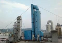 工业湿式除尘器