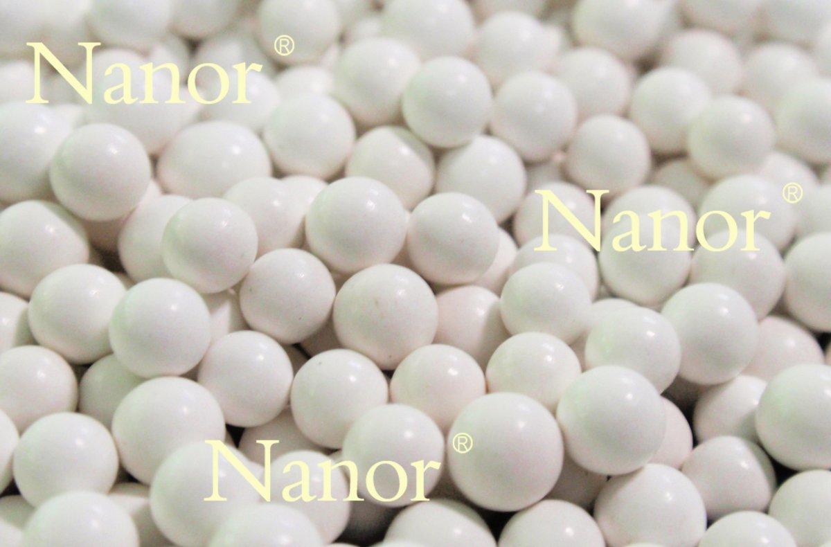 耐诺复合锆球(NanorZr-30)的图片