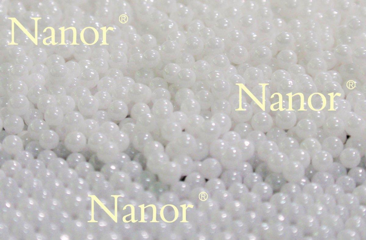 驰名耐诺钇稳定氧化锆珠(NanorZr-95)的图片