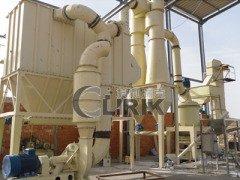 陶土磨粉机械