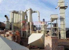 铝矾土微粉磨粉机