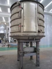 1.2吨/H虾粉盘式干燥设备