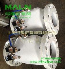 箍断阀、气动胶管阀、管囊阀、VF气动挤压阀、AKO气动挤压阀