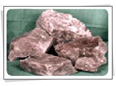 水镁石块的图片