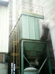 PPCS32-4气箱脉冲袋式收尘器