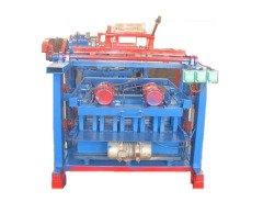 QMJ4-35加宽式砌块成型机(小型砖机)
