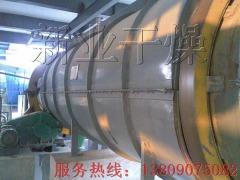 HZG型直接加热式回转滚筒干燥机