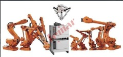 工业机械人应用  的图片