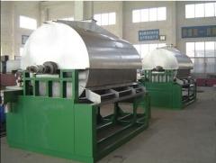 聚合氯化铝HG-1800单滚筒刮板干燥机