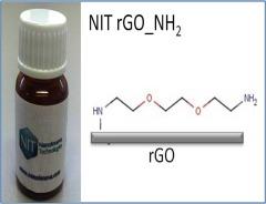 聚乙二醇-氨基修饰的氨基化石墨烯的图片