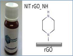 哌嗪修饰的氨基化石墨烯粉末的图片