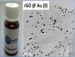 进口负载金属纳米粒子金石墨烯的图片