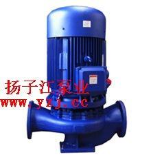 管道泵:GRG型耐高温管道离心泵