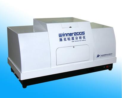 Winner2005高精度宽分布型激光粒度仪图片