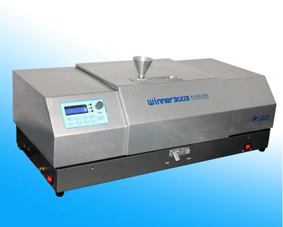 Winner3003全自动干法激光粒度分析仪图片