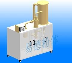 实验型气流粉碎机的图片