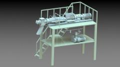 YZJ型系列微粉压缩包装机的图片