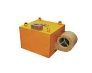 RCDA系列风冷悬挂式电磁除铁器图片