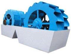 GX系列轮斗式洗砂机