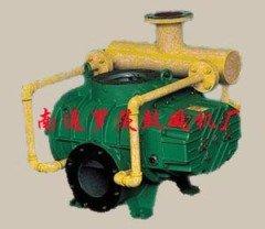 逆流冷却罗茨真空泵