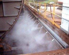 湿式除尘器(喷雾除尘器)