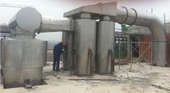 氟硅酸钠气流干燥塔