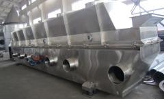 赤鲜糖醇专用振动流化床干燥机