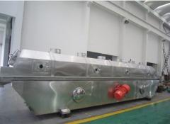 无水柠檬酸专用振动流化床干燥机