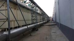 椰蓉专用带式干燥设备