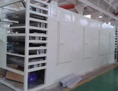 丸剂带式干燥机组工艺流程说明