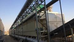 丸剂带式干燥机组技术性能要求