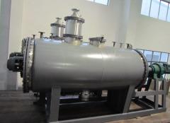 硫化钠真空耙式干燥设备