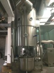 沸腾干燥制粒机设备整体要求